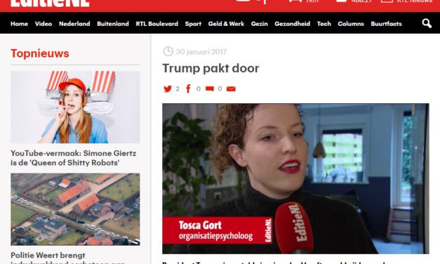 Trump pakt door – EditieNL – RTL