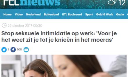 Stop seksuele intimidatie op de werkvloer – RTLnieuws