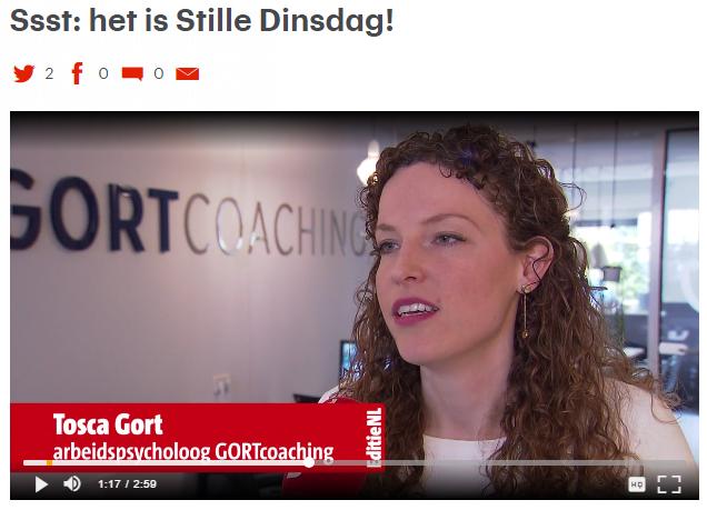 Ssst: het is Stille Dinsdag! – EditieNL – RTL