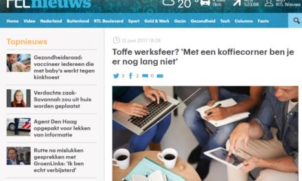 Toffe werksfeer? 'Met een koffiecorner ben je er nog lang niet' – RTL nieuws