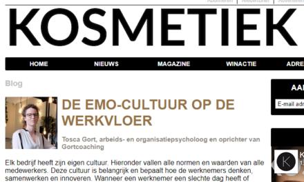 Kosmetiek – De emo-cultuur op de werkvloer