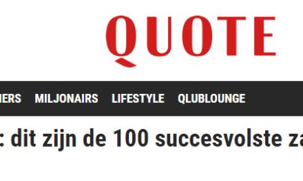 QUOTE – The Next Women: dit zijn de 100 succesvolste zakenvrouwen van Nederland