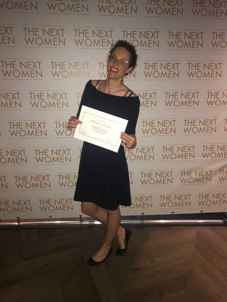 TheNextWoman 2018
