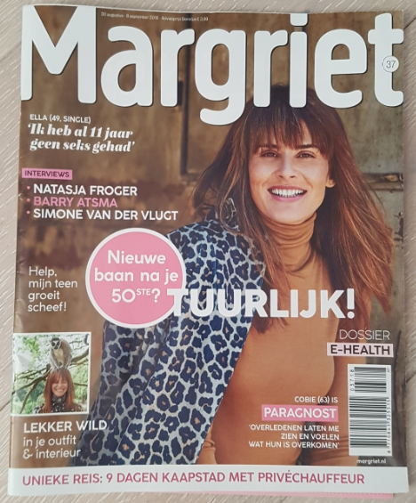 Margriet – Een nieuwe baan op je 53ste