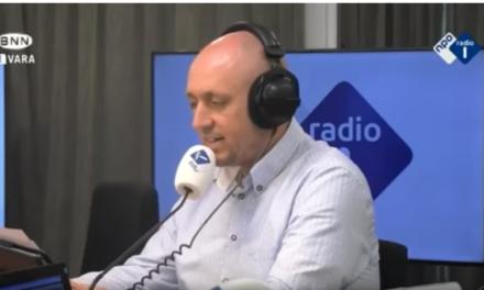 Riza Tisserand volgt GORTcoaching – Radio 1