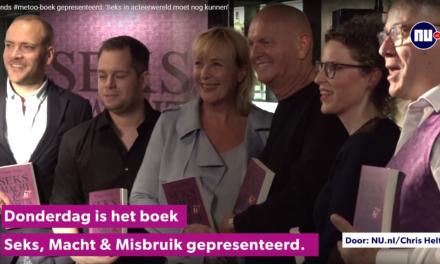 Villa Media – Nederlandse MeToo bijbel van journalist Frank Waals