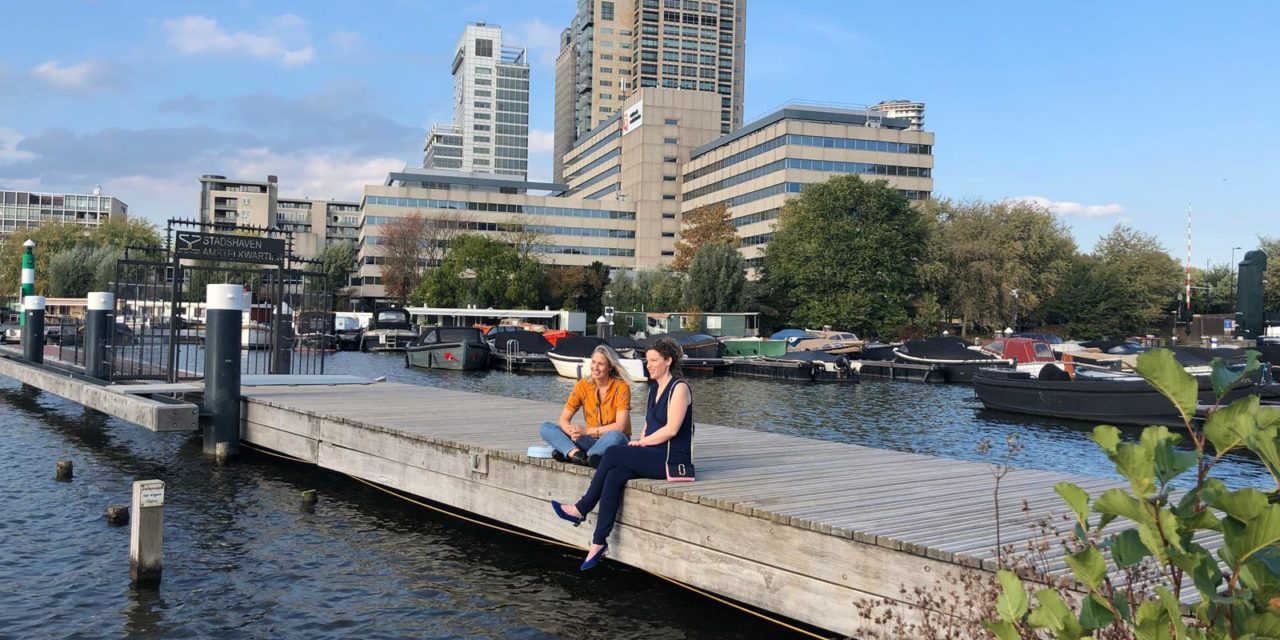 Interview – Sanny Verhoeven in gesprek met Tosca Gort