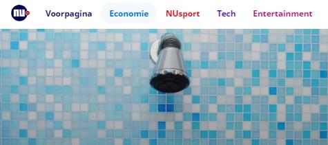 NU.nl – Dit is waarom je je werkdilemma's vaak oplost onder de douche