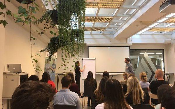 Spreken bij HR Young Meetup