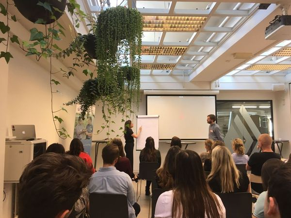 Spreken bij HR Young Meetup