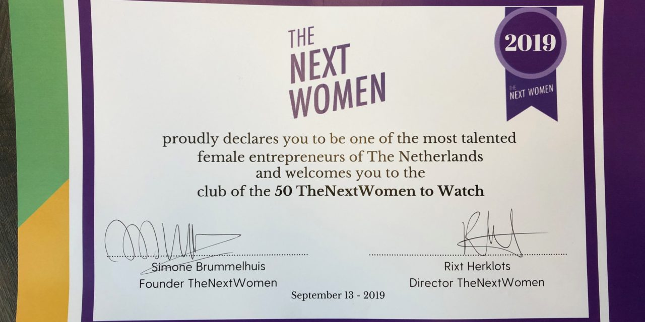 50 next woman to watch
