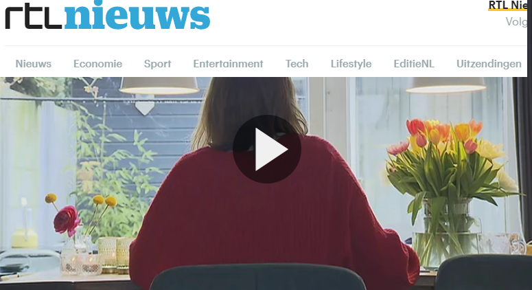 RTL nieuws – Zo blijft thuiswerken draaglijk