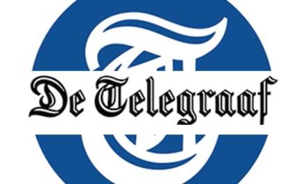 Telegraaf – Nooit meer naar kantoor