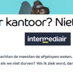 Intermediair – Terug naar kantoor niet iedereen durft dat